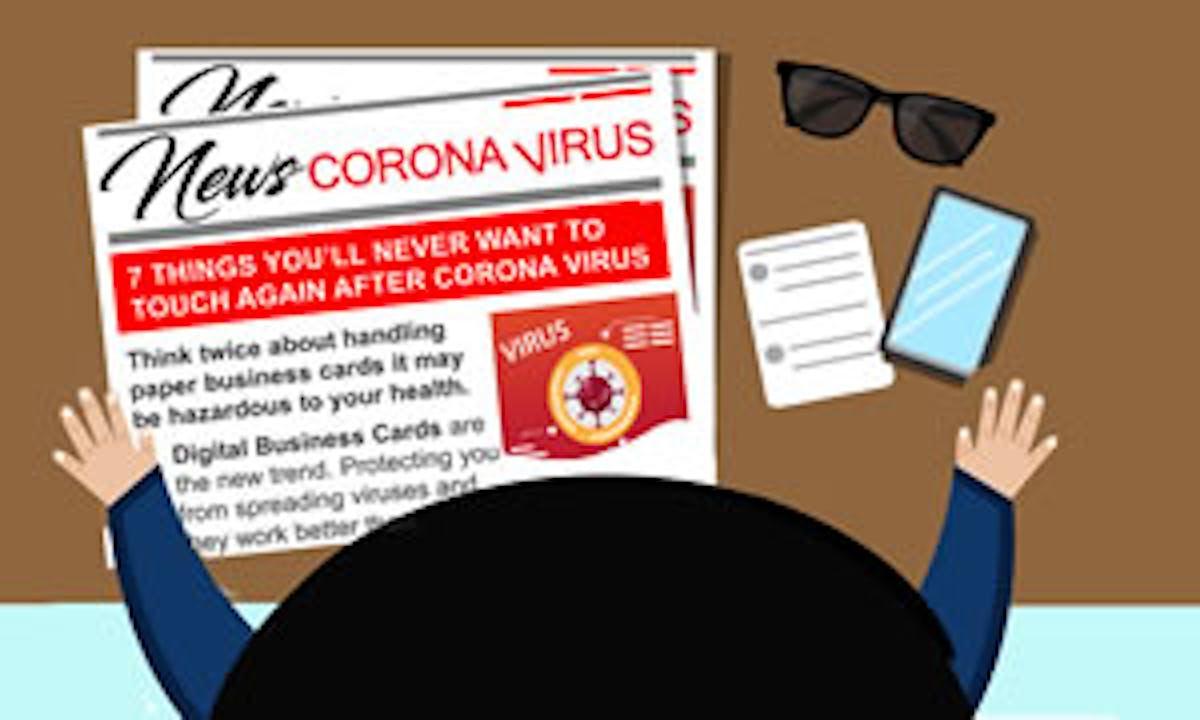 Safe Business Cards
