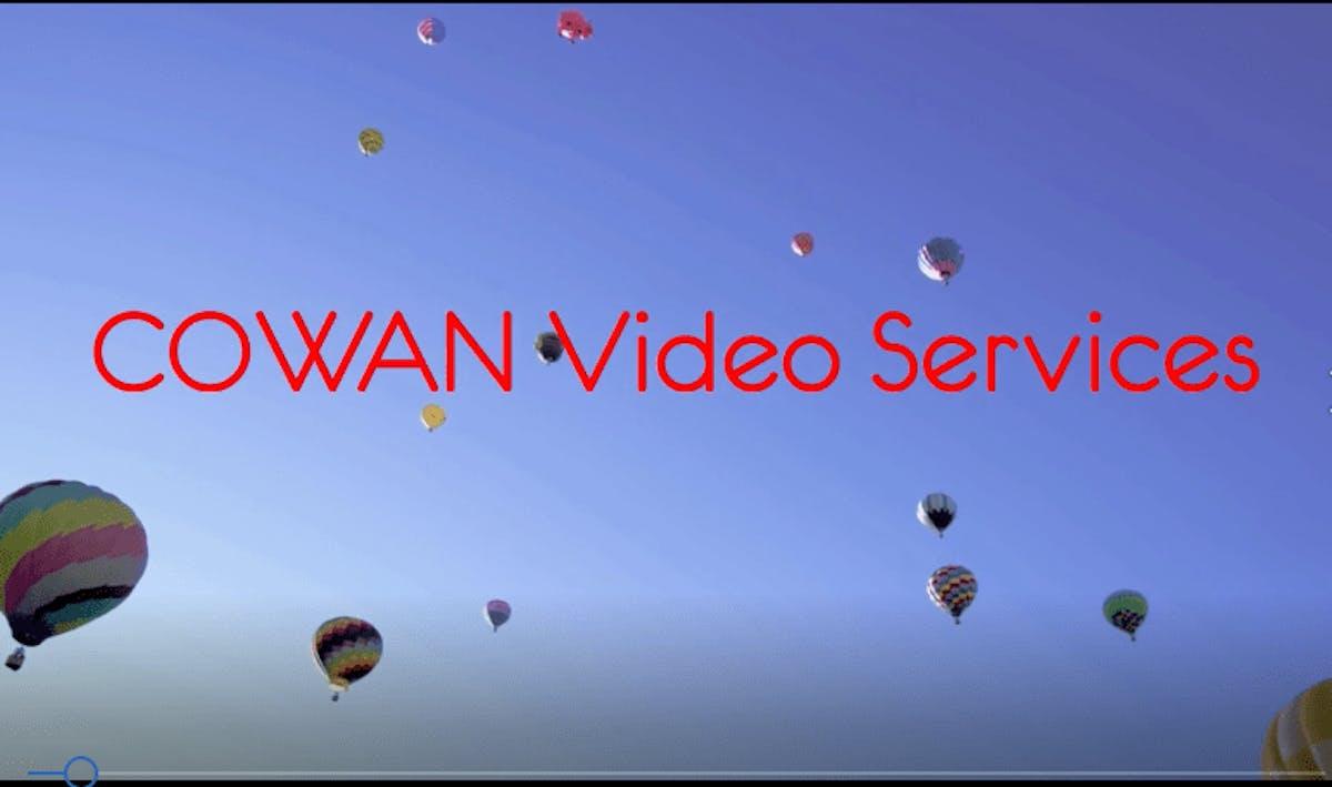 Cowan Video Services Sampler