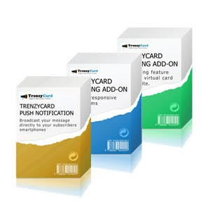 Business Card Lead Bundle Offer