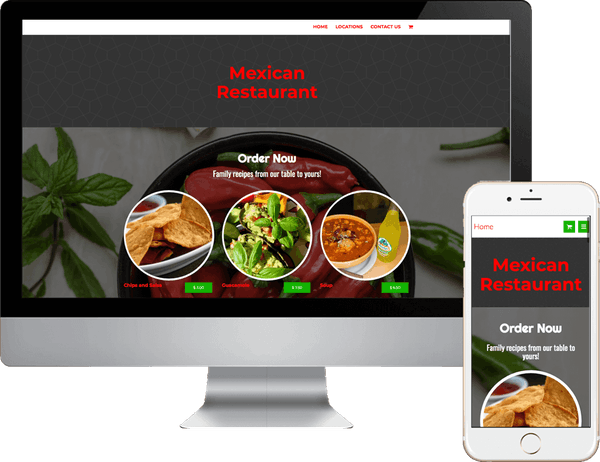 Mexican food ordering