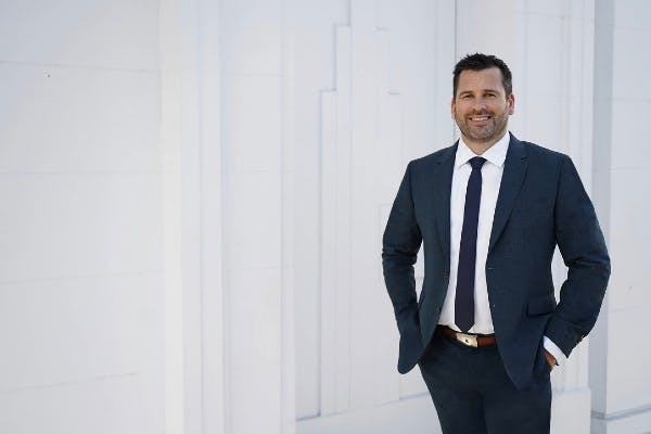 Brisbane Real Estate Agent Robert Ferguson