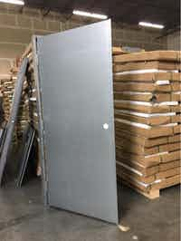 Sea Container Single Steel Door