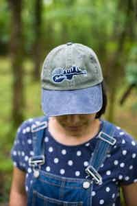 Nashville Skyline 2 Tone Fabric Hat