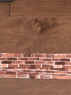 """""""Bricks"""" Style Mask"""