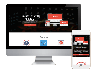 Landing - Business Start Up Solutions