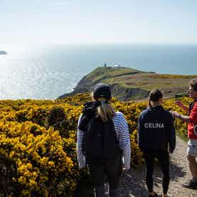 Howth Cliff Walk Tour