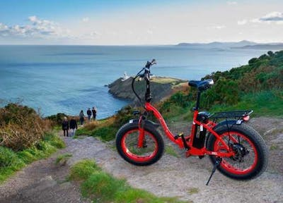 Electric Bike Tour Howth