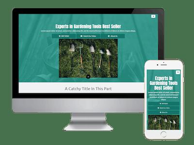 Sales - Gardening Tool Sales