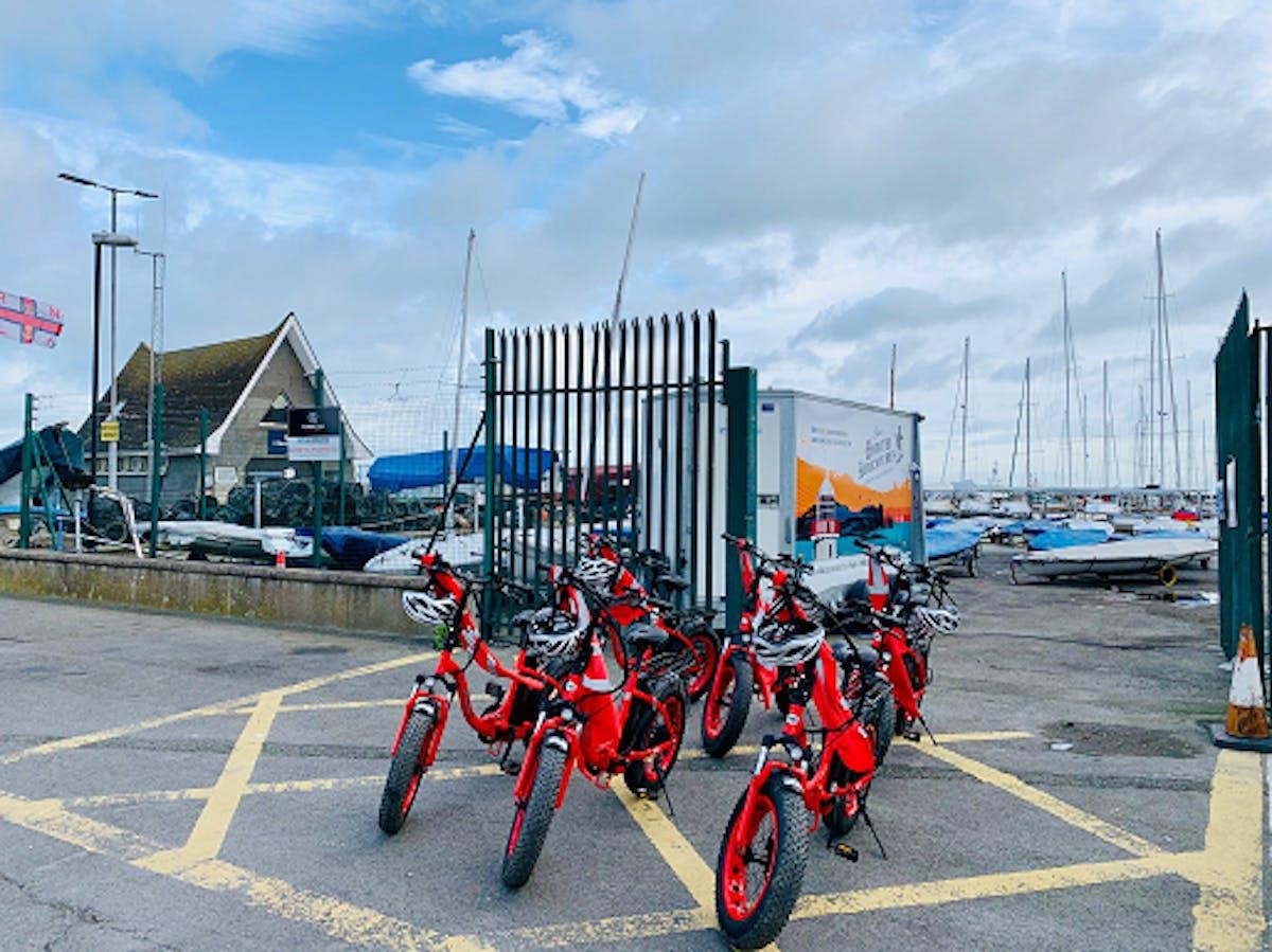 Fat Tyre Bike Tours Dublin
