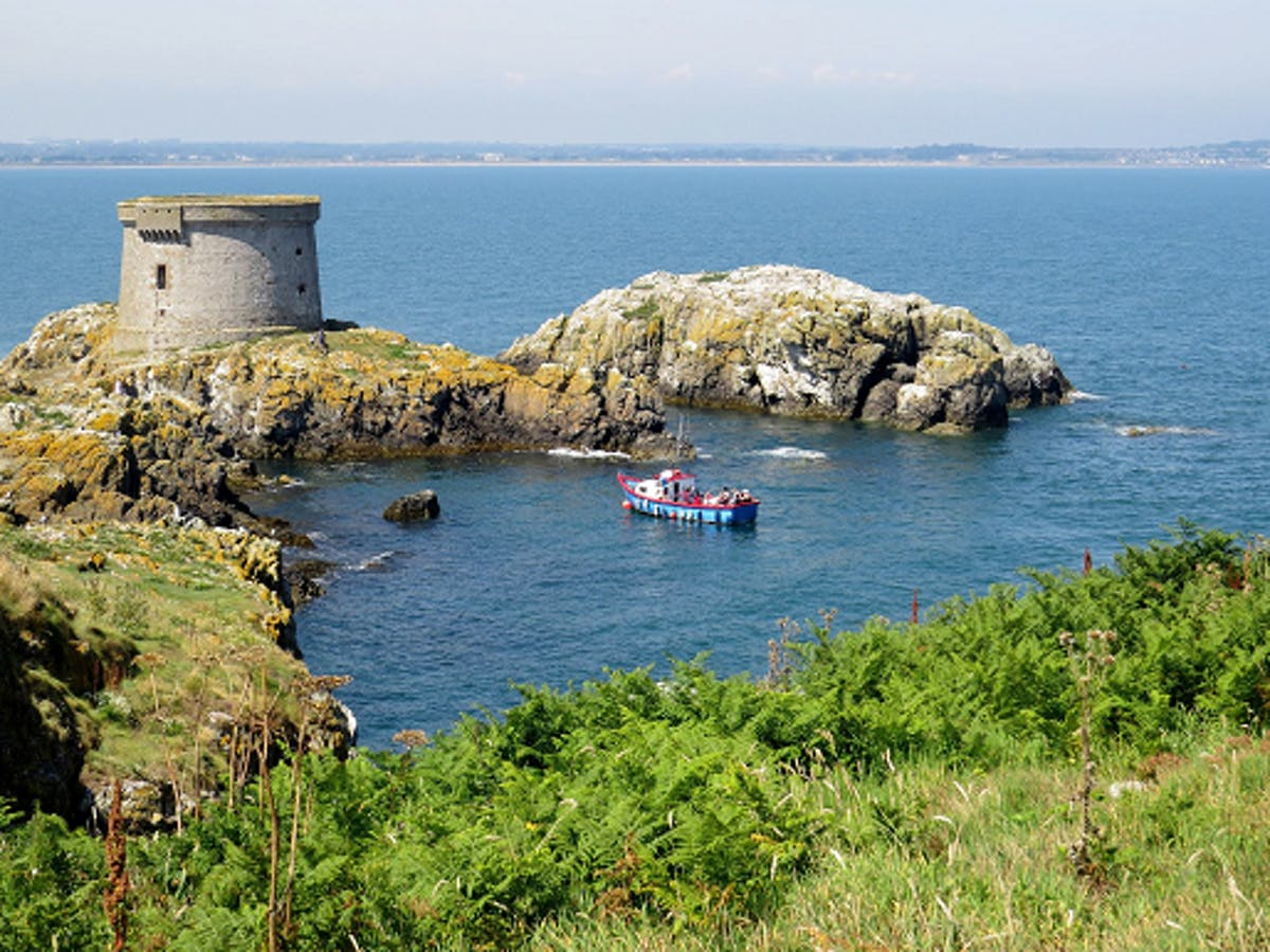 Ireland's Eye Boat Tour
