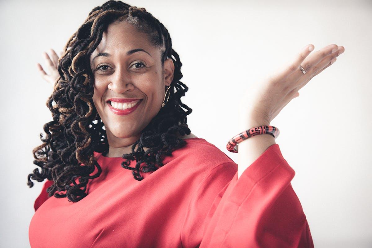 Keisha-Gaye Anderson, Poet/Writer