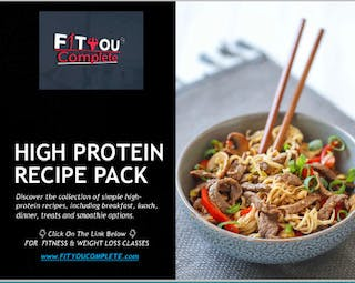 FITYOU COMPLETE HIGH PROTEIN RECIPE PACK