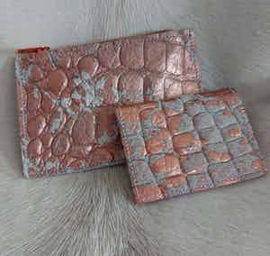 Coin & Card Holder Style 6