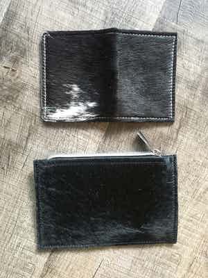 Coin & Card Holder Style 8