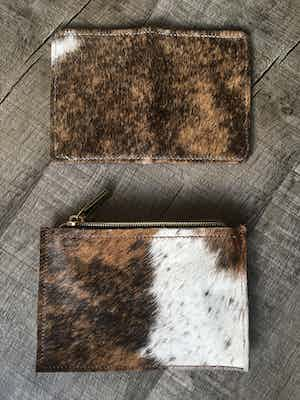 Coin & Card Holder Style 9
