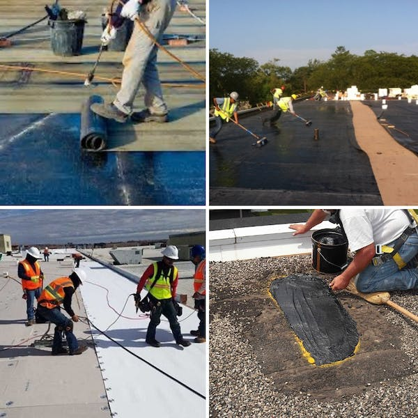 Dallas area Commercial Roofer