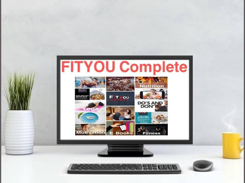 FITYOU COMPLETE PLATFORM