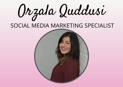 Orzala Quddusi Profile Card