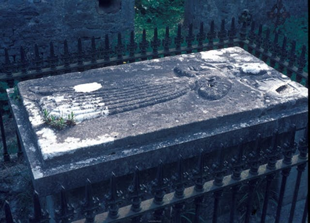 Malahide Abbey Graveyard