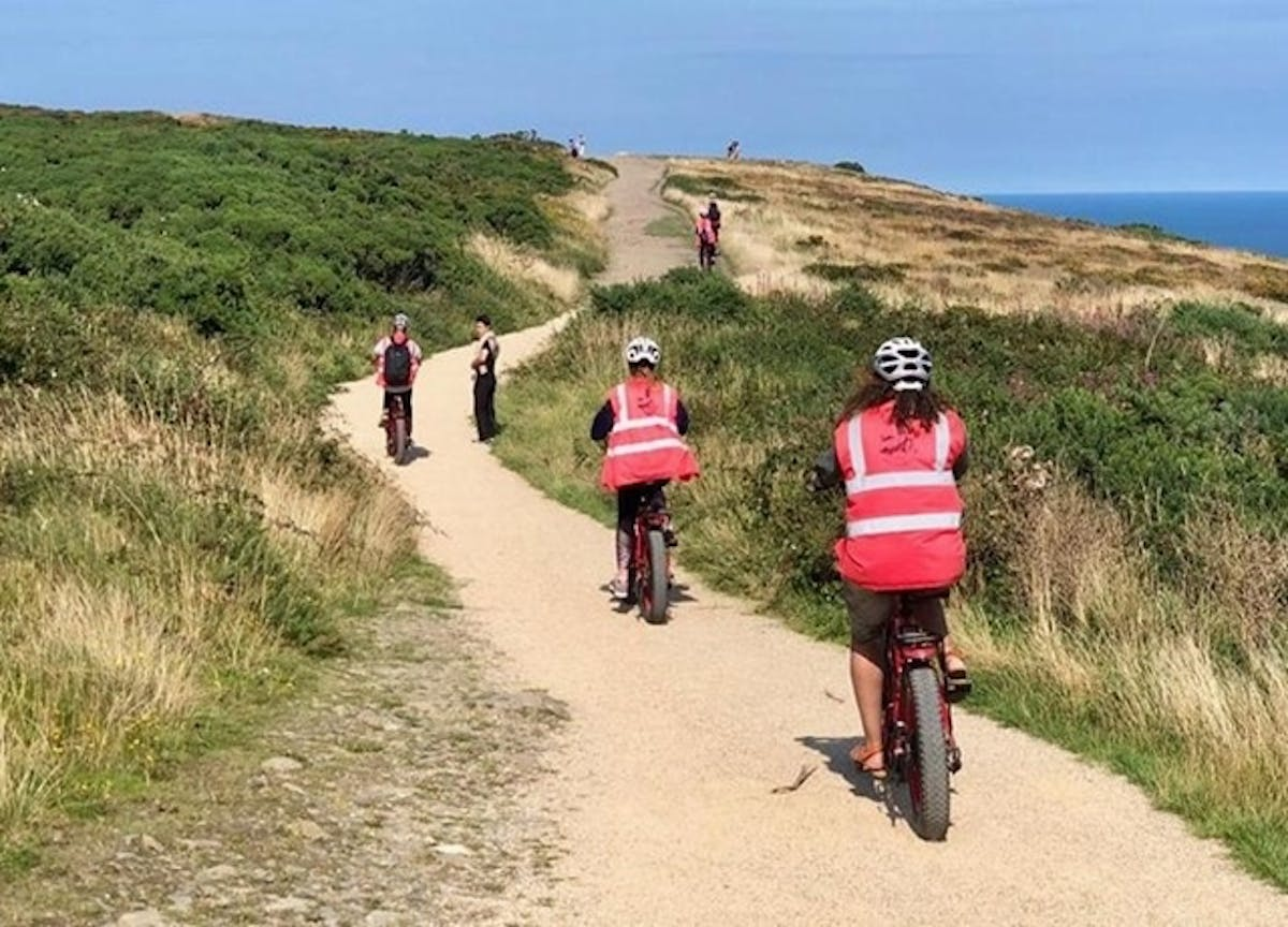 howth cycle tours