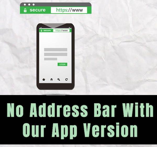 Address Bar Example
