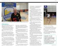 PICKLEBALL FEATURED IN YOUR TIME MAGAZINE - EDITION 61!