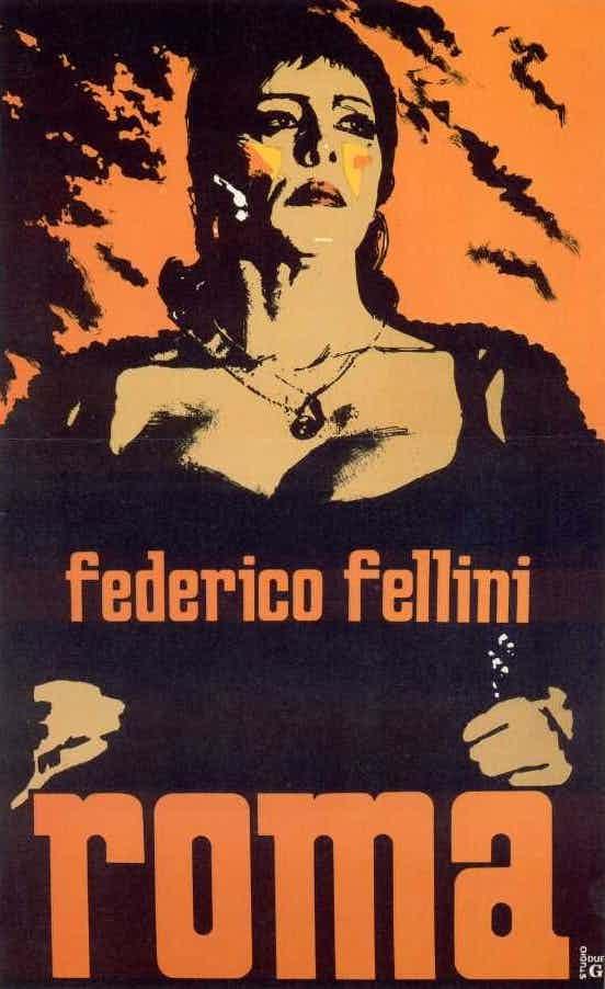 Fellini ♥ Roma
