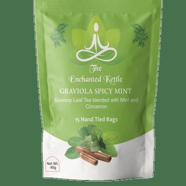 Graviola Spicy Mint