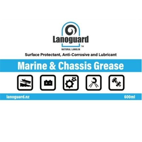 Marine and Chassis Grease