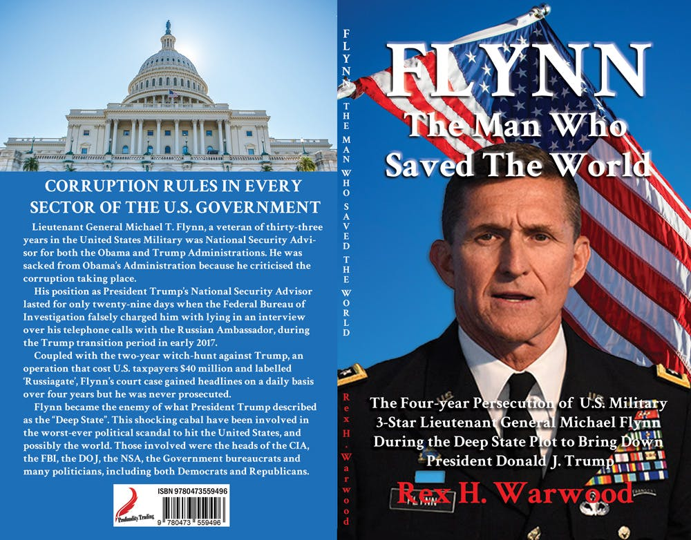 Flynn the Man Who Saved the World