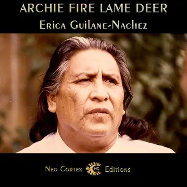 Archie Fire Lame Deer - portrait - Erica Nachez