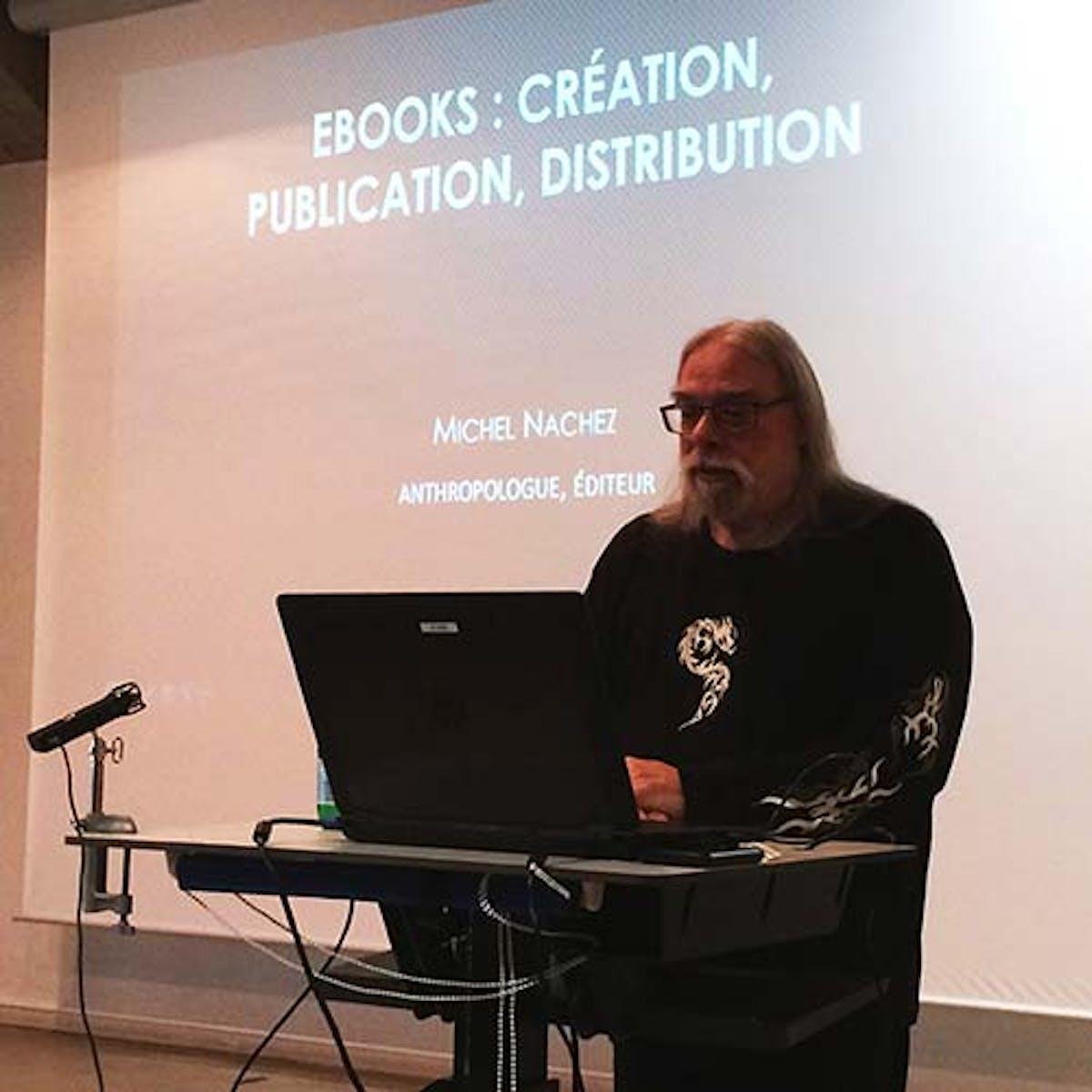 Michel Nachez, éditeur