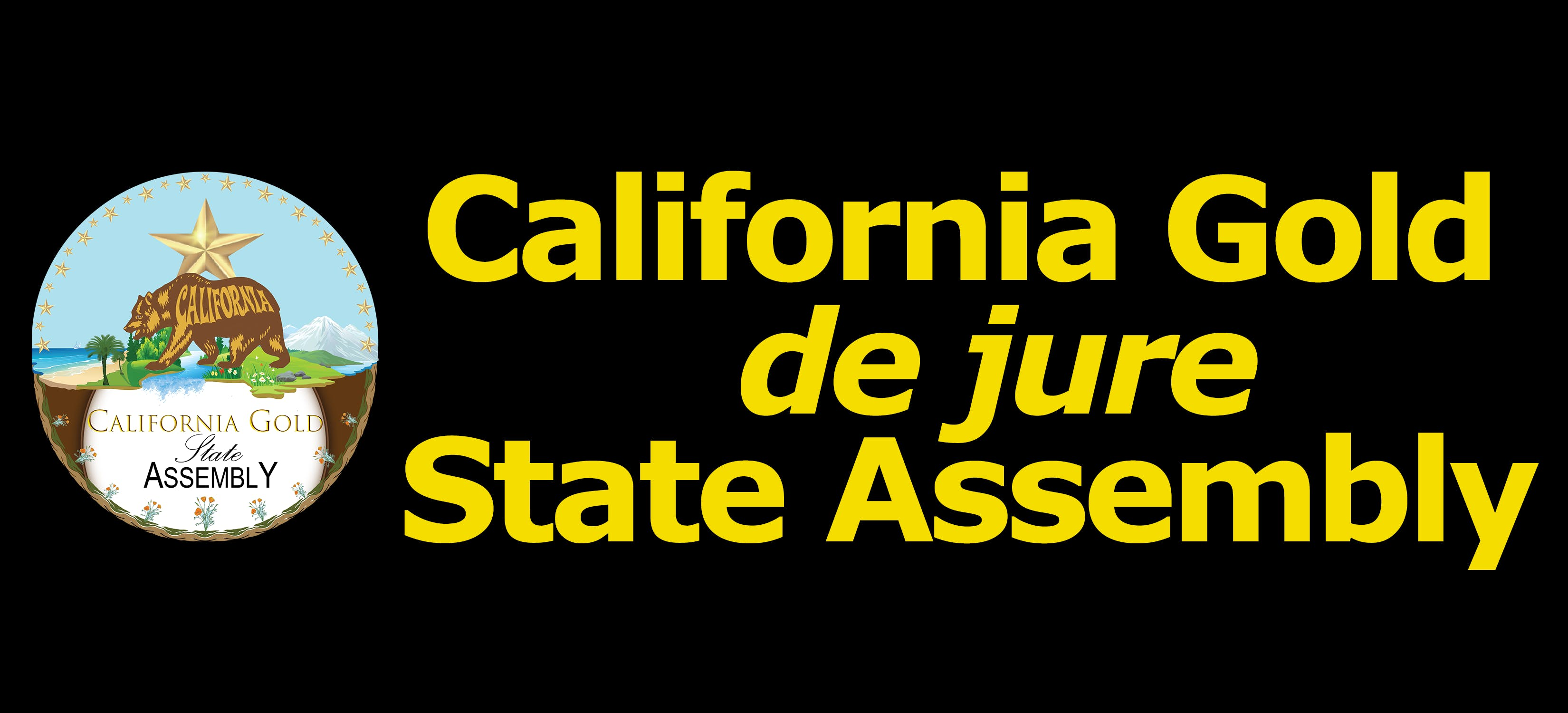 California Gold State Assembly