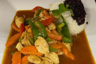 Musamman Curry