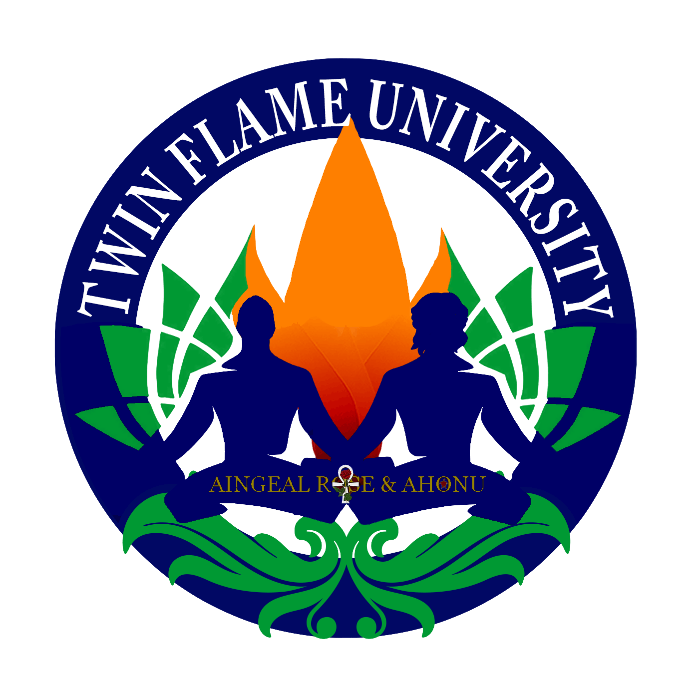 Twin Flame University by Aingeal Rose & Ahonu