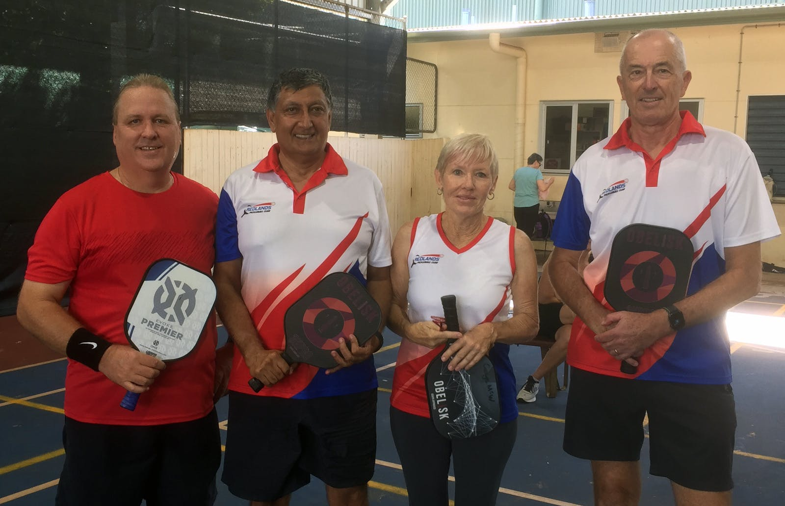 ANZAC Day tournament winners
