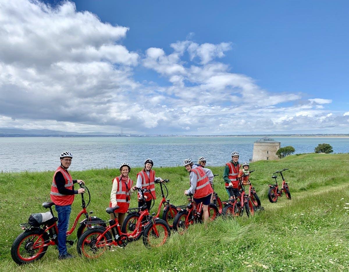 howth bike tours dublin