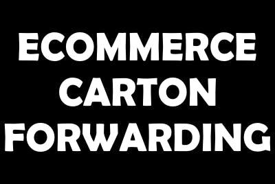 Ecommere Carton Forwarding