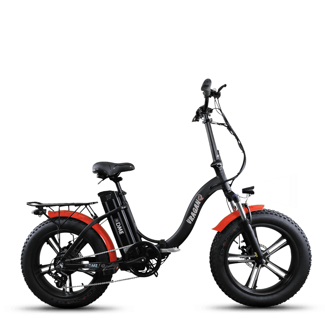 Unisex Folding Electric Bike