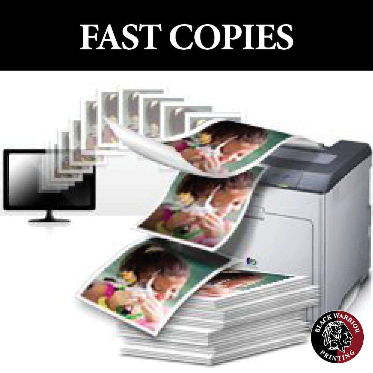 Fast Color Copies
