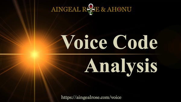 The Voice Code analyzes billions of bits of information in your voice, revealing hidden subconscious programming