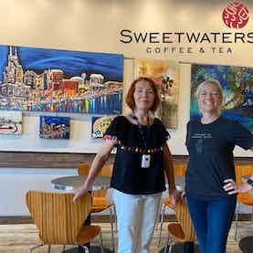 Sweetwaters Coffe & Tea  | Lenox Village