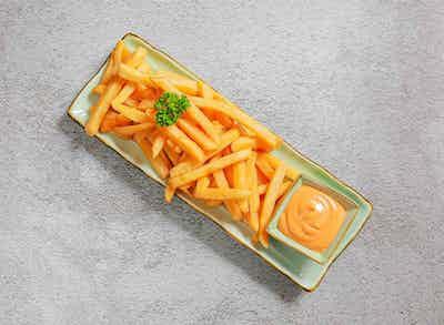 Vibes Truffle Fries