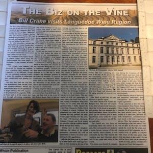 The Wine Writer